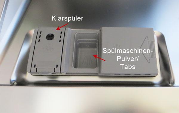 Wissen in der Hauswirtschaft  Geschirrspülen ~ Geschirrspülmaschine Zitronensäure