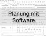 Planung mit Software